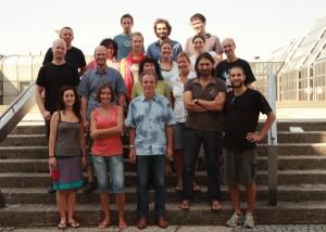 Das Team der mikrobiellen Ozeanographie