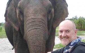 Andreas Kaufmann Asiatischer Elefant