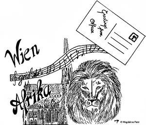 """Das Benefizkonzert """"Wien grüßt Afrika"""" zugunsten der Batwa Pygmäen findet am 17. April im Naturhistorischen Museum um 19:00 Uhr statt."""