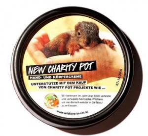 New Charity Pot von LUSH - HANDMADE COSMETICS 2014