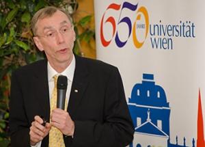 Svante Pääbo erzählt über seine Forschung der letzten Jahre