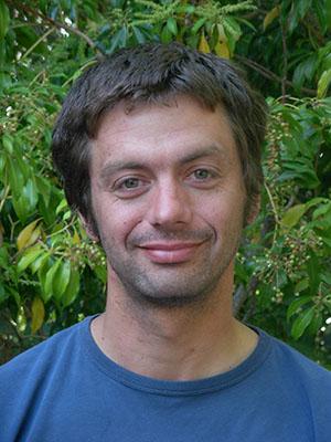 Franz Essl. Naturschutzbiologe am Umweltbundesamt und an der Uni Wien