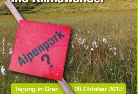 Bedrohung der Alpen-Biosphäre durch Nutzungs- und Klimawandel, 20.10. in Graz
