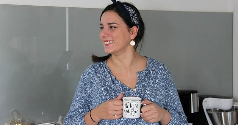Titelbild: Myriam Visram taucht mit ihren Lesern in die Leidenschaft und Wissenschaft des Kochens ein. Quelle: Myriam Visram
