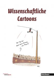Wissenschaftliche Cartoons, Holzbaum Verlag 2016