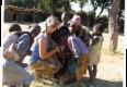:: Sambia – Schimpansen studieren und damit Arbeitsplätze schaffen