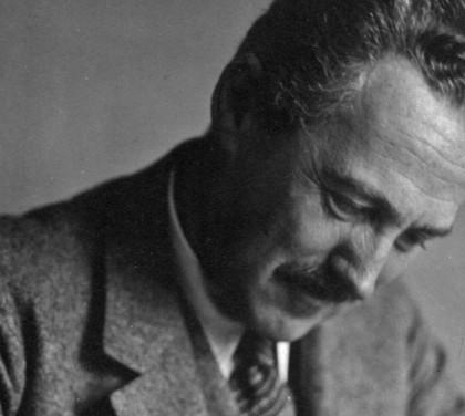 "Hans Przibram (aus: Der Krötenküsser: ""Der Fall des Biologen Paul Kammerer"", Czernin Verlag)"