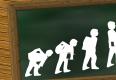 Evolution der Schule