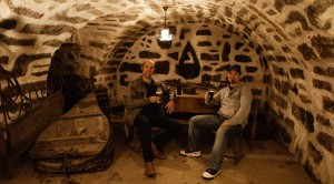 The Beer Buddies: Dr. Christian Semper und Dr. Andreas Weilhartner