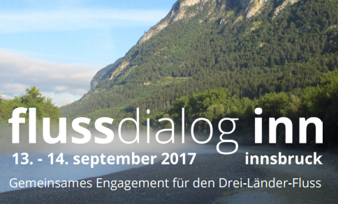 Flussdialog inn 13.-14. september 2017 innsbruck