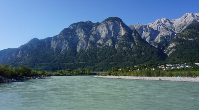 Open-Air am Sillzwickel: WORLD RIVERS DAY Tirol 2020  am 27. September