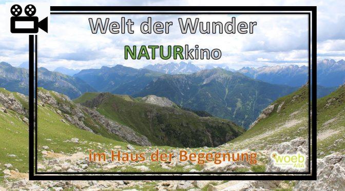 Welt der Wunder – Naturkino im Haus der Begegnung !Absage aller Termine!
