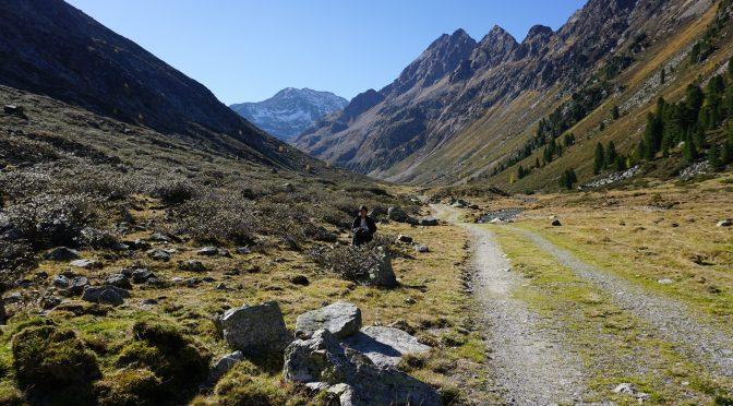 Erd8 : Perspektiven für die Ötztaler Alpen